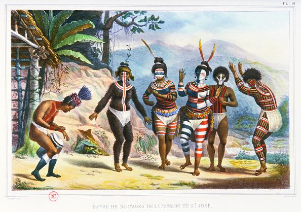 ラテンアメリカ「Dance At The Mission Of Sao Jose Illustration From Voyage Pittoresque Et Historique Au Bresil」:写真・画像(18)[壁紙.com]