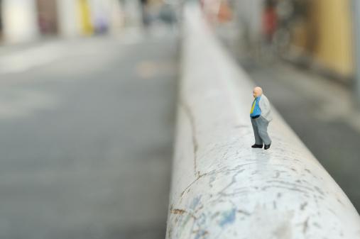 Figurine「A standing business person,figure」:スマホ壁紙(15)