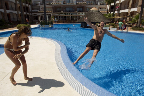 Tyson Fury「Max Clifford Celebrity Golf Challenge Fund-Raising Weekend At The La Cala Resort - Day 2」:写真・画像(3)[壁紙.com]