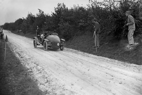 Dirt Road「NW Rae's Salmson taking part in the North West London Motor Club Trial, 1 June 1929」:写真・画像(4)[壁紙.com]