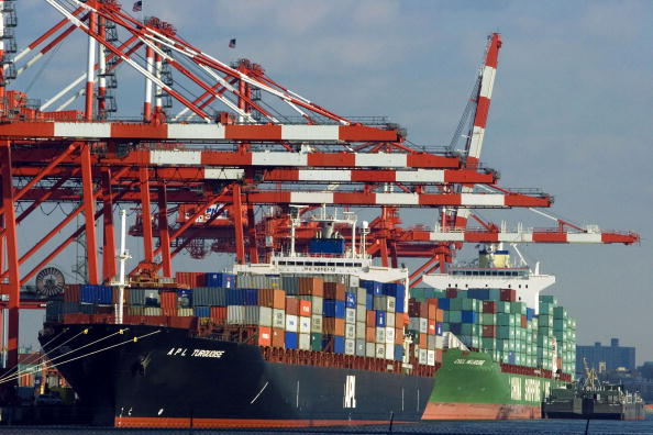 Cargo Container「Control Of Newark Port To Be Transferred」:写真・画像(3)[壁紙.com]