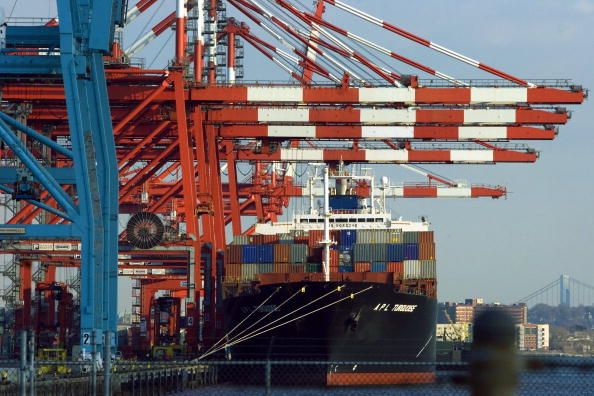 Cargo Container「Control Of Newark Port To Be Transferred」:写真・画像(10)[壁紙.com]
