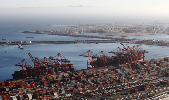 Economy「China And U.S. Continue To Ramp Up Trade War, Trading A Round Of New Tariffs」:写真・画像(7)[壁紙.com]