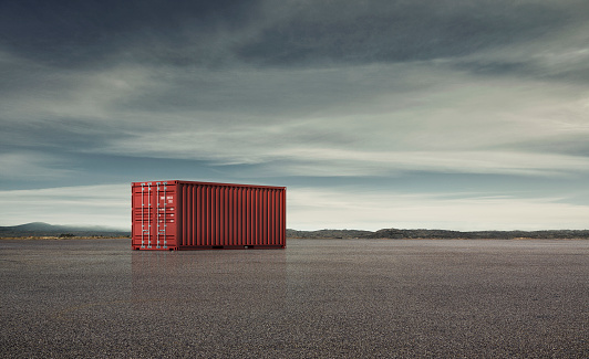 Pier「Shipping Containers」:スマホ壁紙(1)
