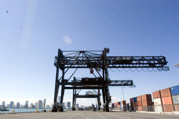 Florida - US State「Control Of Miami Port To Be Transferred」:写真・画像(16)[壁紙.com]