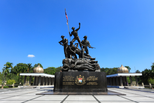 National Monument「National Monument, Kuala Lumpur, Malaysia」:スマホ壁紙(19)