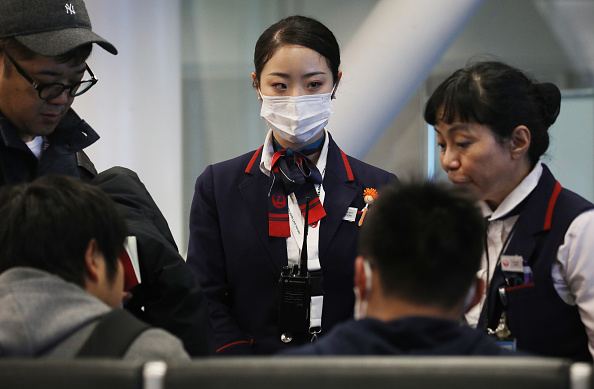 LAX Airport「Screenings For Wuhan Coronavirus Expand To More US Airports」:写真・画像(6)[壁紙.com]
