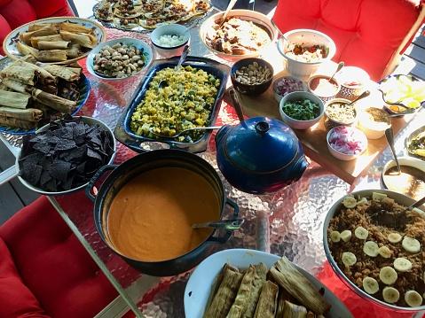 Potluck「Latin Food Fiesta」:スマホ壁紙(17)