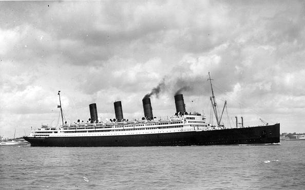 Passenger Craft「Aquitania」:写真・画像(5)[壁紙.com]