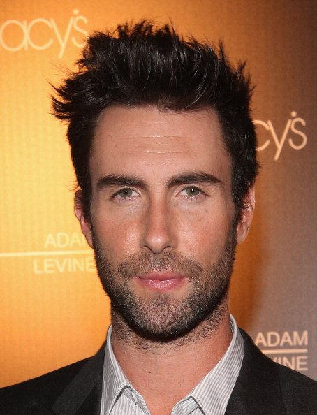Christopher Polk「Adam Levine Launches Signature Fragrances At The Premier Fragrance Installation」:写真・画像(0)[壁紙.com]