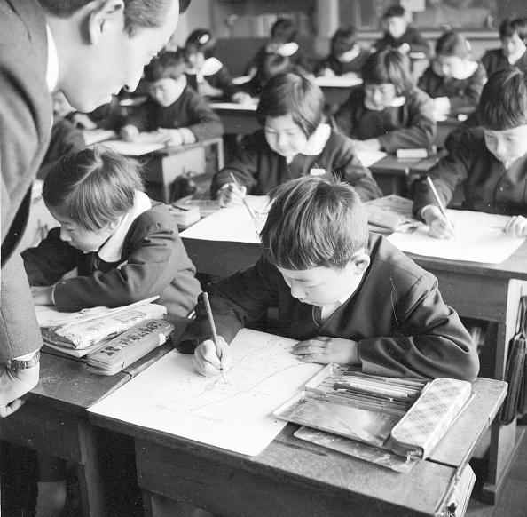 Elementary Student「Japanese Classroom」:写真・画像(7)[壁紙.com]