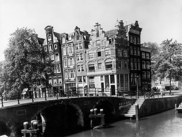 Netherlands「Amsterdam Canal」:写真・画像(9)[壁紙.com]