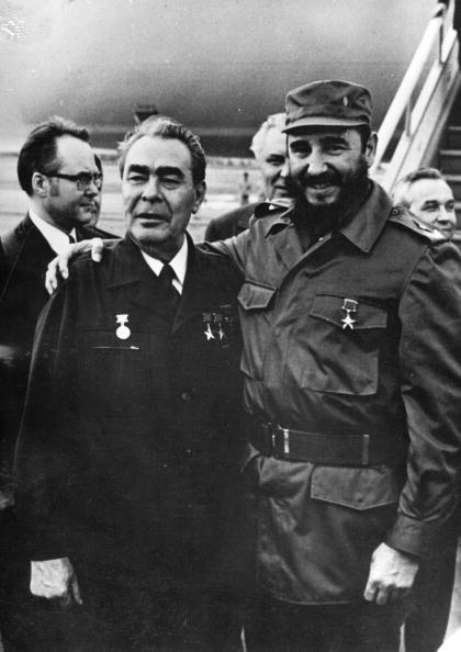 Slava Katamidze Collection「Brezhnev & Castro」:写真・画像(3)[壁紙.com]