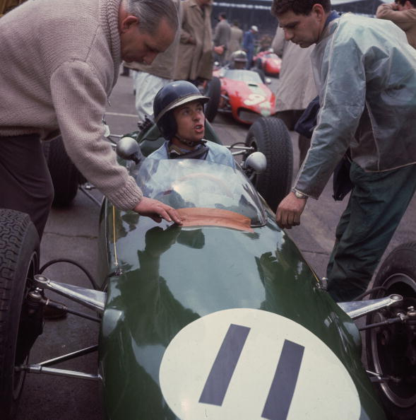 Lotus - Brand-name「Jim Clark」:写真・画像(3)[壁紙.com]
