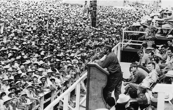 Black And White「Fidel Castro」:写真・画像(12)[壁紙.com]