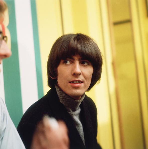 ジョージ・ハリスン「George Harrison」:写真・画像(3)[壁紙.com]