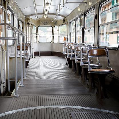 Cable Car「Vintage Tram」:スマホ壁紙(15)