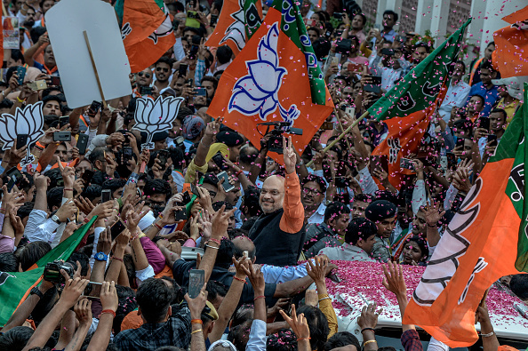 Delhi「India General Elections 2019」:写真・画像(5)[壁紙.com]