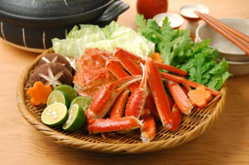 Spider Crab「Tanner crab hot pot」:スマホ壁紙(0)