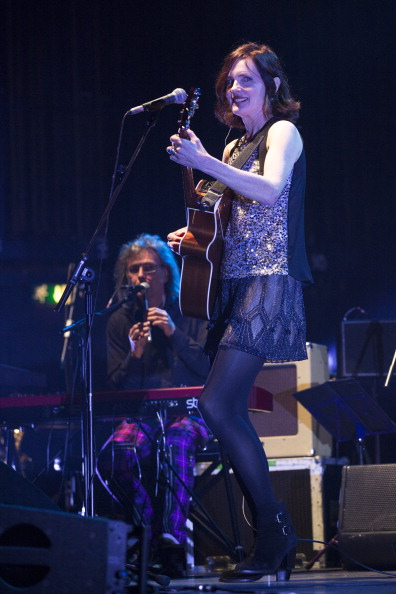 Hammersmith Apollo「Elizabeth McGovern Performs With Her band Sadie And The Hotheads」:写真・画像(14)[壁紙.com]