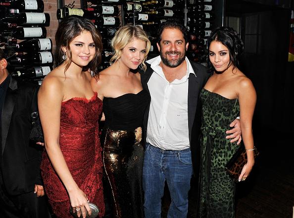 ヴァネッサ・ハジェンズ「vitaminwater Hosts Dinner For The Cast Of 'Spring Breakers' - 2012 Toronto International Film Festival」:写真・画像(16)[壁紙.com]