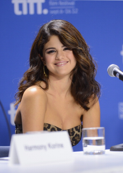 "Selena Gomez「""Spring Breakers"" Press Conference - 2012 Toronto International Film Festival」:写真・画像(4)[壁紙.com]"