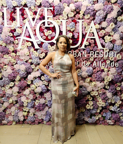 Halter Top「AFAR Celebrates In New York City The Opening Of Live Aqua: San Miguel de Allende」:写真・画像(14)[壁紙.com]