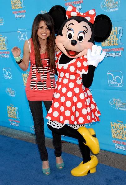 ミニーマウス「World Premiere Of Disney Channel's 'High School Musical 2'」:写真・画像(0)[壁紙.com]