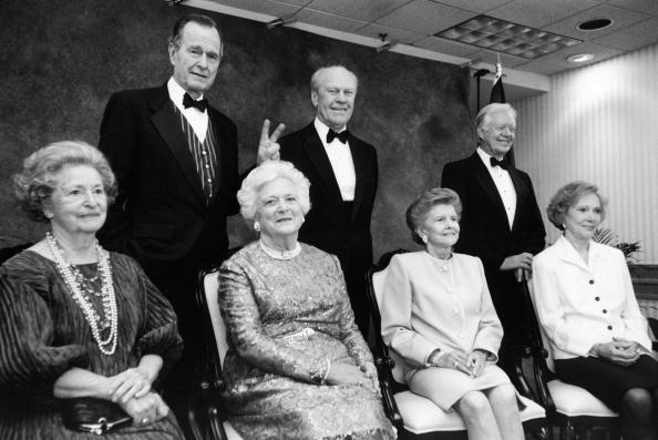 US President「Gerald R. Ford Library Rededication」:写真・画像(11)[壁紙.com]