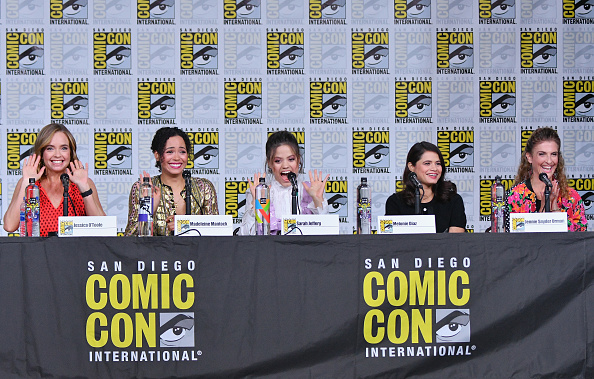 "San Diego Convention Center「Comic-Con International 2018 - ""Charmed"" Exclusive Screening and Panel」:写真・画像(11)[壁紙.com]"
