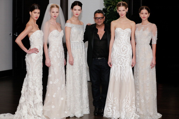 Wedding Reception「Fall 2014 Bridal Collection - Naeem Khan - Presentation & Reception」:写真・画像(10)[壁紙.com]