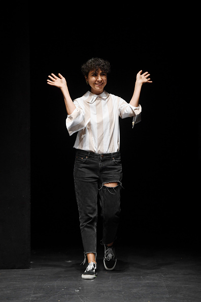 Black Jeans「Natalie Kolyozyan - Runway - Mercedes-Benz Fashion Week Istanbul - October 2019」:写真・画像(19)[壁紙.com]