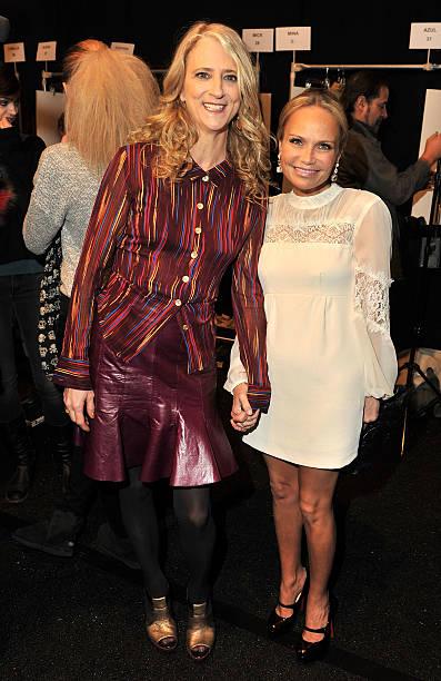 Nanette Lepore - Backstage - Fall 2012 Mercedes-Benz Fashion Week:ニュース(壁紙.com)
