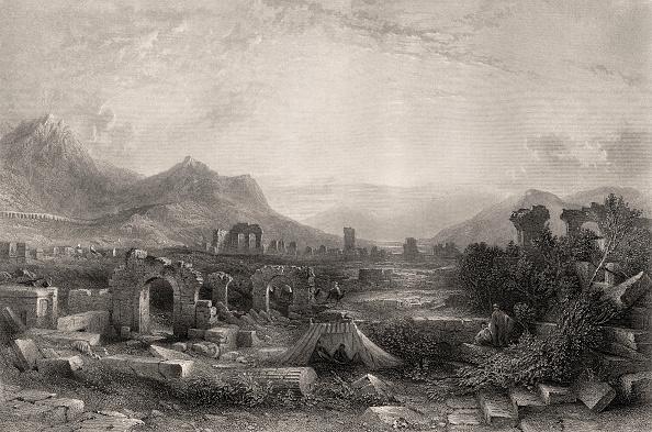 Ancient Greece「Ephesus (Ephesos / Efes) ruins of the ancient Greek city (now in Izmir Province」:写真・画像(19)[壁紙.com]