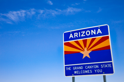 Legislation「welcome to Arizona sign state line」:スマホ壁紙(13)
