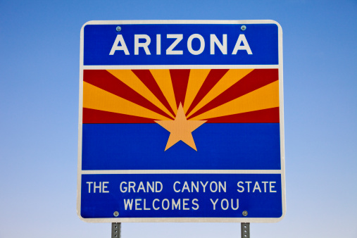 Equality「welcome to Arizona sign state line」:スマホ壁紙(8)