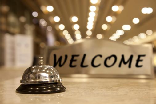 Hotel Reception「Welcome to Hotel」:スマホ壁紙(13)