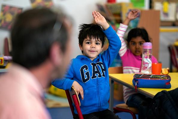 School Building「UK Schools Remain Open To Support Children Of Key Workers During Coronavirus Lockdown」:写真・画像(14)[壁紙.com]