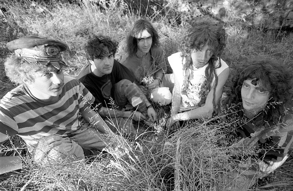 Animal Body Part「Ozric Tentacles Somerset 1991」:写真・画像(9)[壁紙.com]
