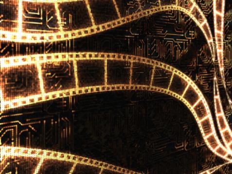 Academy Awards「Filmstrip」:スマホ壁紙(2)