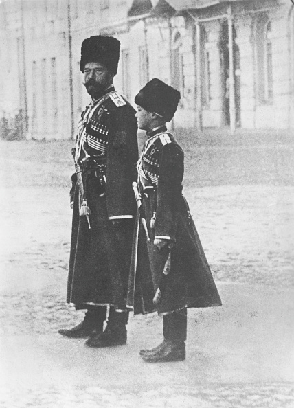 History「Csar Nikolaus II, and the young prince Alexej, Photograph, June 30th 1938」:写真・画像(5)[壁紙.com]