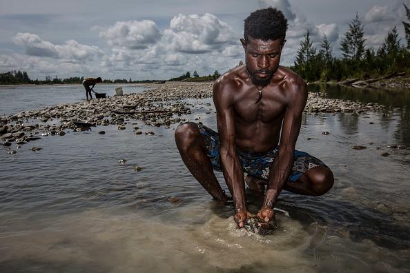 Environment「Papua's Gold Rush Creates Environmental Devastation」:写真・画像(12)[壁紙.com]