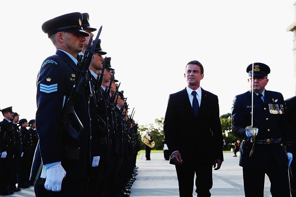 French Prime Minister「French Prime Minister Manuel Valls Visits New Zealand」:写真・画像(15)[壁紙.com]