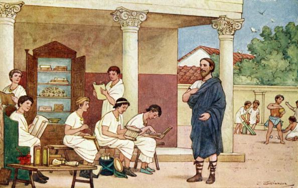 Teenager「The Roman Empire - a school.」:写真・画像(12)[壁紙.com]