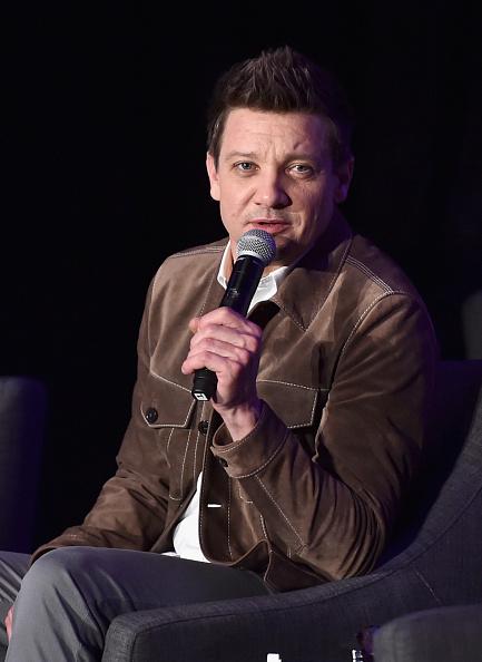 """Jeremy Renner「Marvel Studios' """"Avengers: Endgame"""" Global Junket Press Conference」:写真・画像(19)[壁紙.com]"""