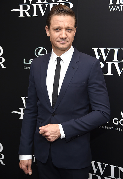 """Jeremy Renner「The Weinstein Company Hosts A Screening Of """"Wind River""""- Arrivals」:写真・画像(15)[壁紙.com]"""