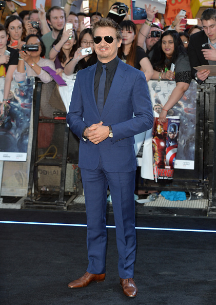 "Avengers Age of Ultron「""The Avengers: Age Of Ultron"" - European Premiere - Red Carpet Arrivals」:写真・画像(12)[壁紙.com]"