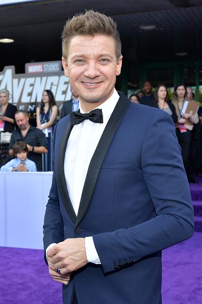 "Jeremy Renner「World Premiere Of Walt Disney Studios Motion Pictures ""Avengers: Endgame"" - Red Carpet」:写真・画像(4)[壁紙.com]"