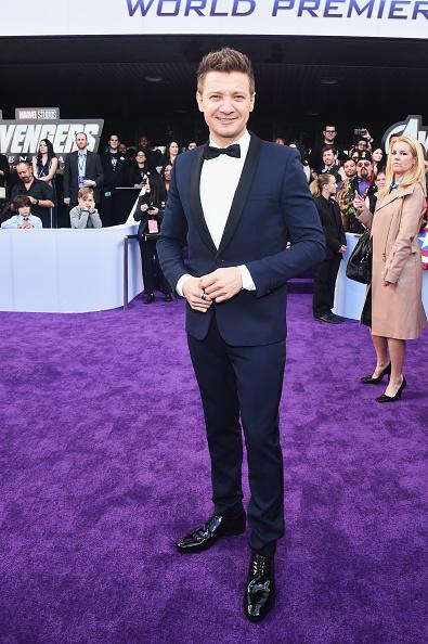 """Jeremy Renner「Los Angeles World Premiere Of Marvel Studios' """"Avengers: Endgame""""」:写真・画像(12)[壁紙.com]"""