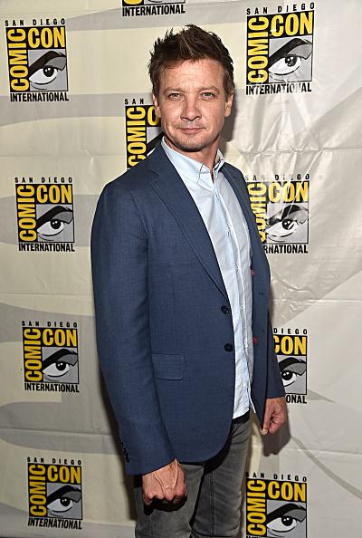 Jeremy Renner「Marvel Studios Hall H Panel」:写真・画像(0)[壁紙.com]